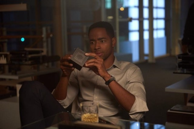 Jay Ellis in Escape Room (2019)