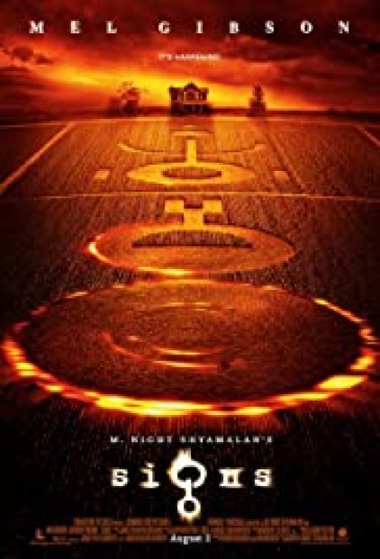 Image result for signs film poster