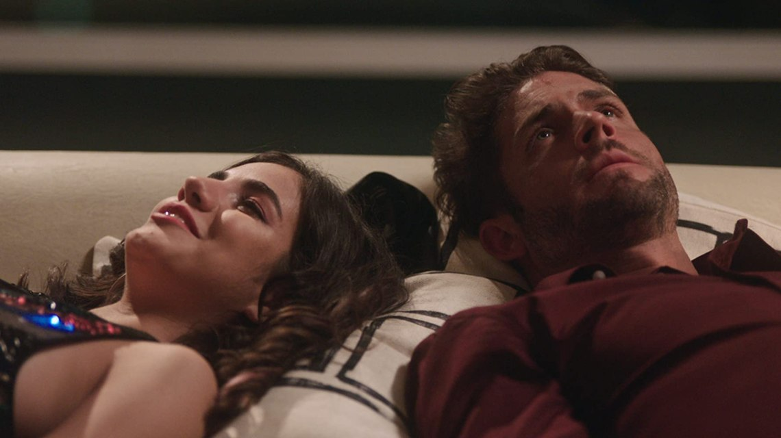 Ela Velden and Horacio Pancheri in Little Oscar... Big Oscar!!! (2019)