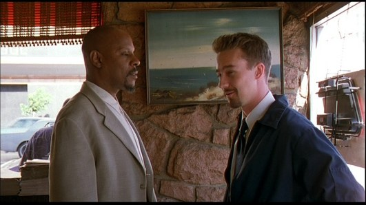 Image result for american history x avery brooks