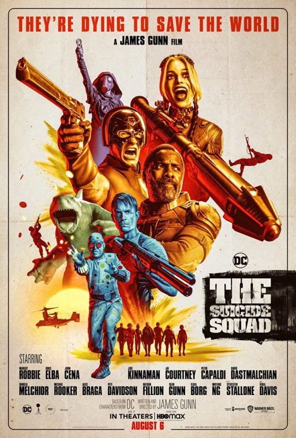 The Suicide Squad (2021) - IMDb