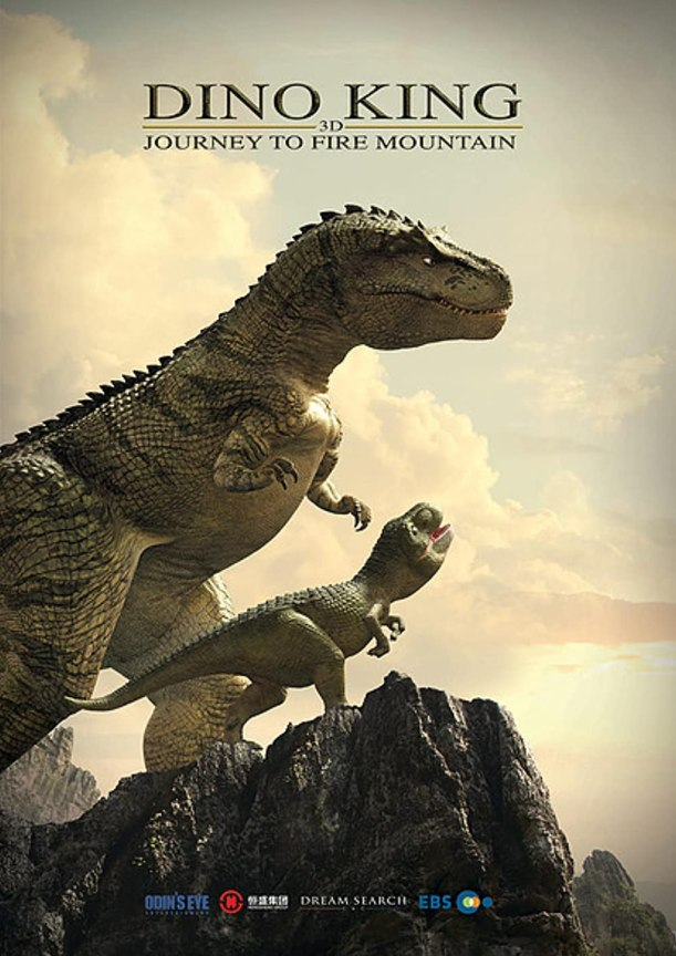 Dino King 3D: Journey to Fire Mountain (2019) Hindi Dubbed 720p HDRip Download