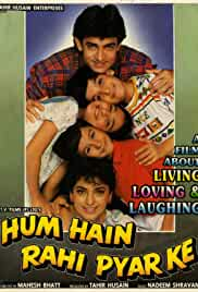 Hum Hain Rahi Pyar Ke (1993) Hindi 720p HEVC Bollywood [800MB]