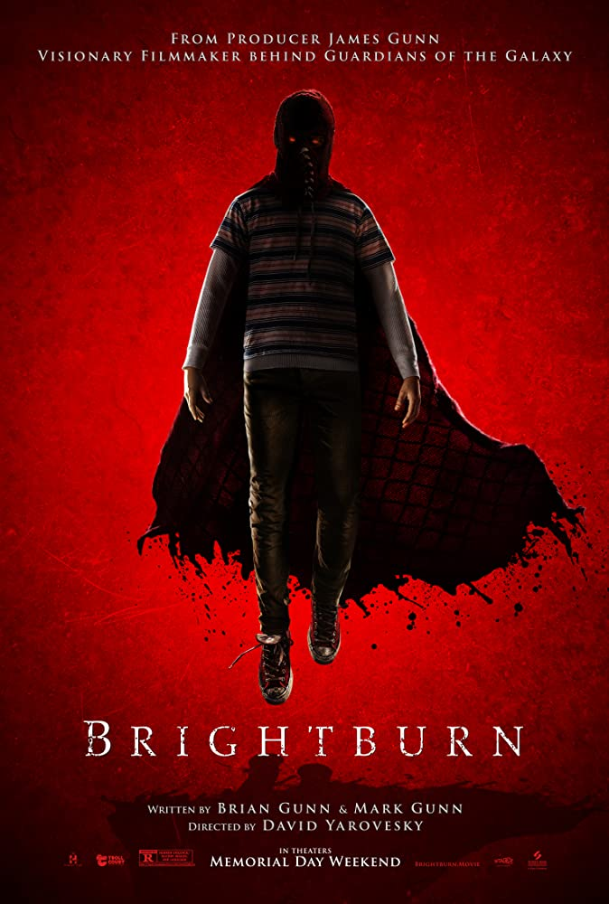 upcoming horror movie brightburn (2019) cast, story, release date, trailer