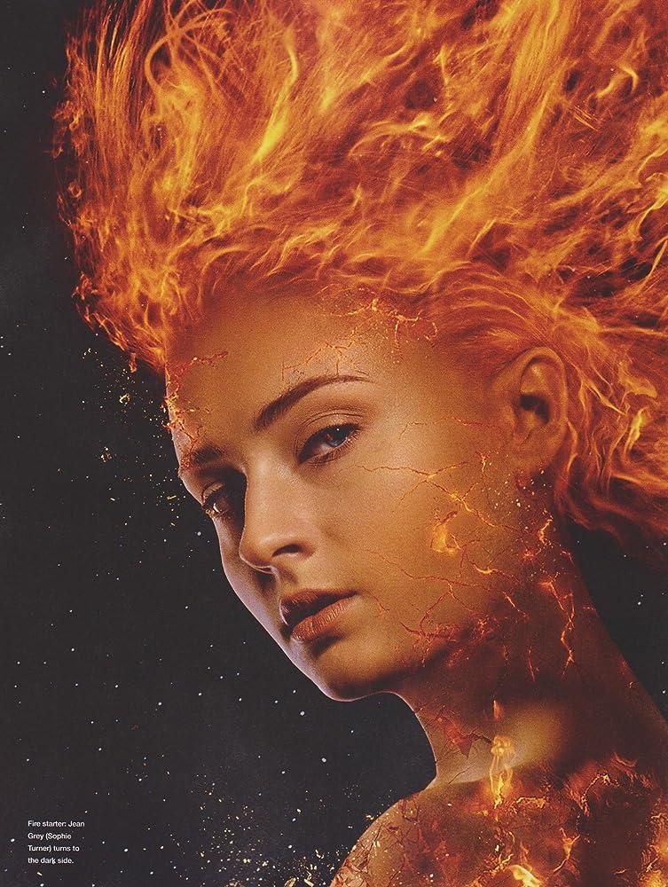 Sophie Turner in Dark Phoenix (2019)