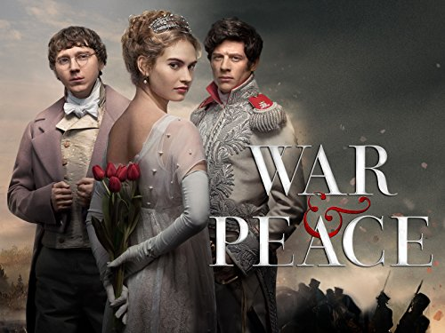 Paul Dano, James Norton, and Lily James in War & Peace (2016)