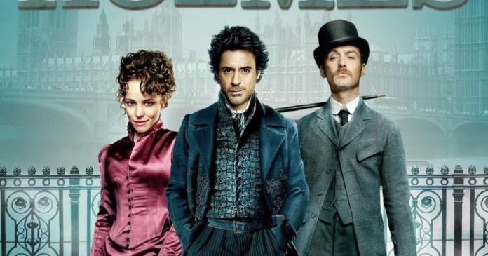 Image result for Sherlock Holmes 2009