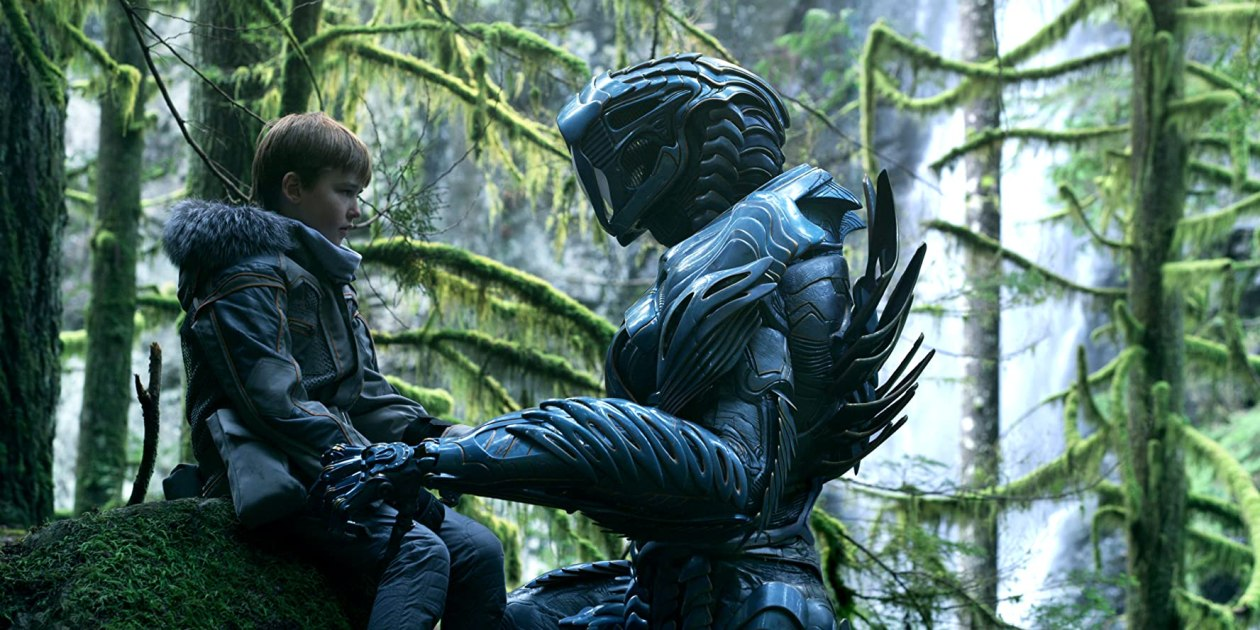 Maxwell Jenkins in Lost in Space (2018)