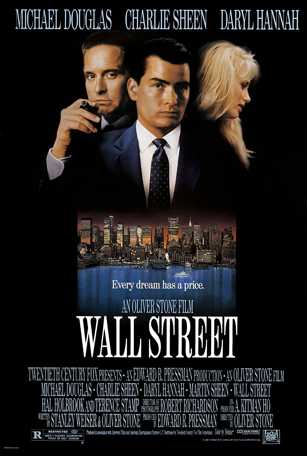 Wall Street Movie at Best Stock Market movies article - Arable Life