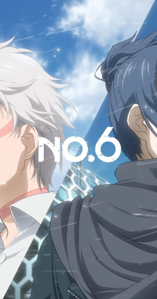 Image result for No. 6 anime
