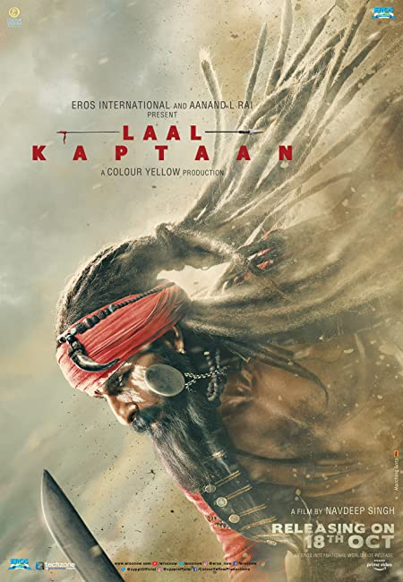 Laal Kaptaan (2019) Hindi 720p WEB-DL 700MB
