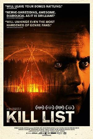 Poster do filme - Kill List