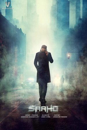Upcoming Bollywood Movie Saaho First Look Poster New