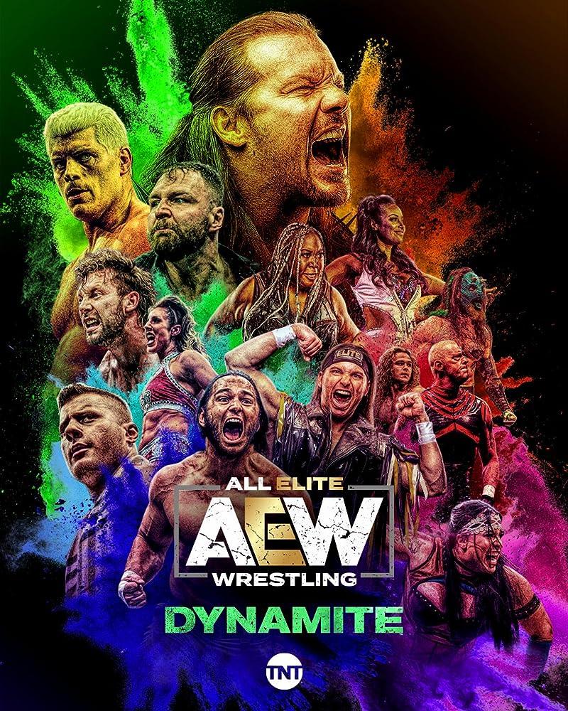 AEW Dynamite (7 April 2021) English 480p | 720p HDTV 400MB | 1.6GB Download