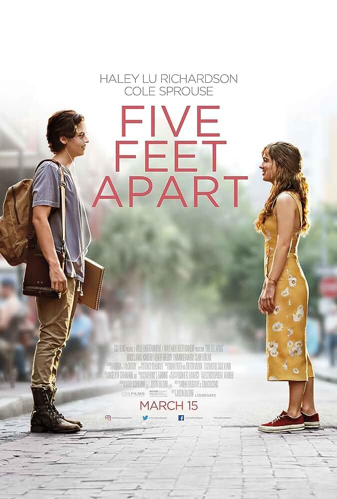 Five Feet Apart Movie | Free HD | Stream Online