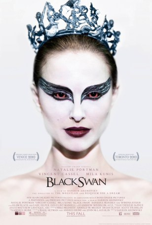 Black Swan (2010) - best movies that portrays mental illness