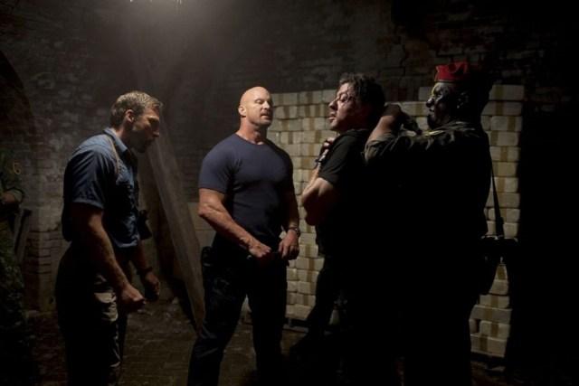 Steve Austin The Expendables Wrestler Movie