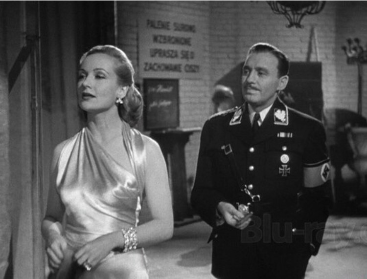 To be or not to be (1942). Hacer reír, hacer llorar.