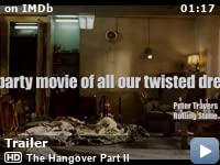 The Hangover Part II (2011) BluRay 480p/720p
