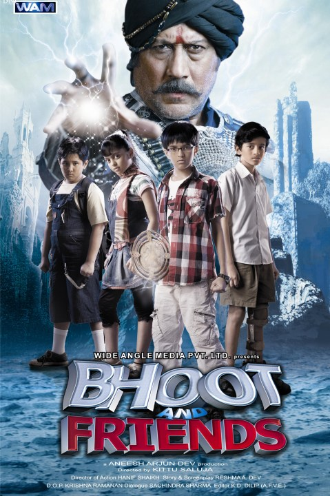 Download Bhoot and Friends full movie (2010) 480p & 720p