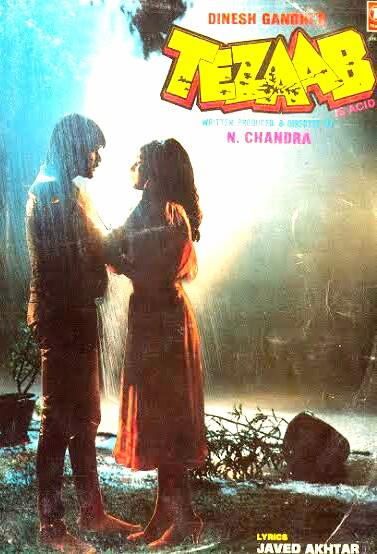 Tezaab 1988 Hindi Movie AMZN WebRip 400mb 480p 1.3GB 720p 4GB 11GB 1080p