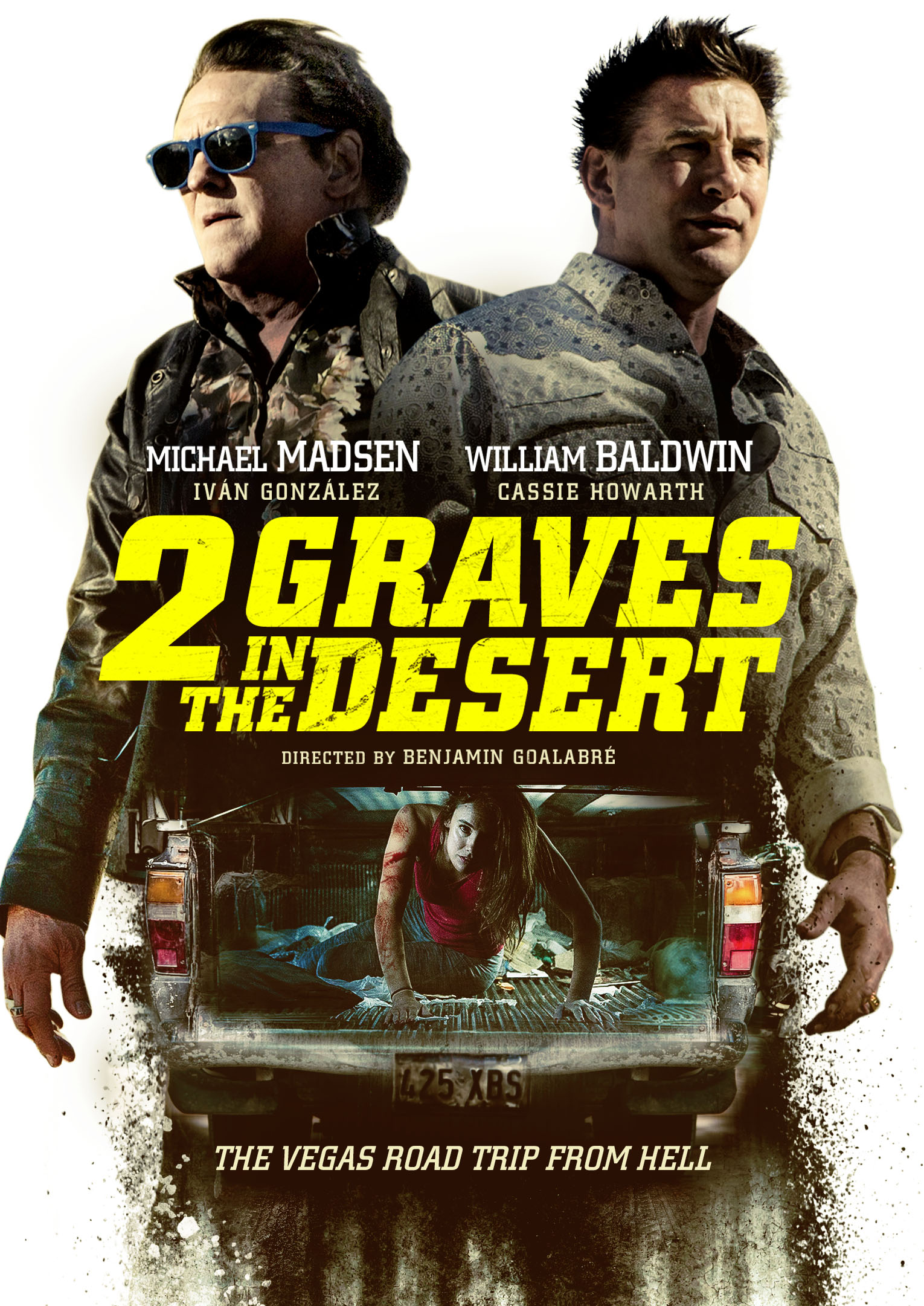 2 Graves in the Desert (2020) Bengali Dubbed Full Movie 720p HDRip 700MB Download
