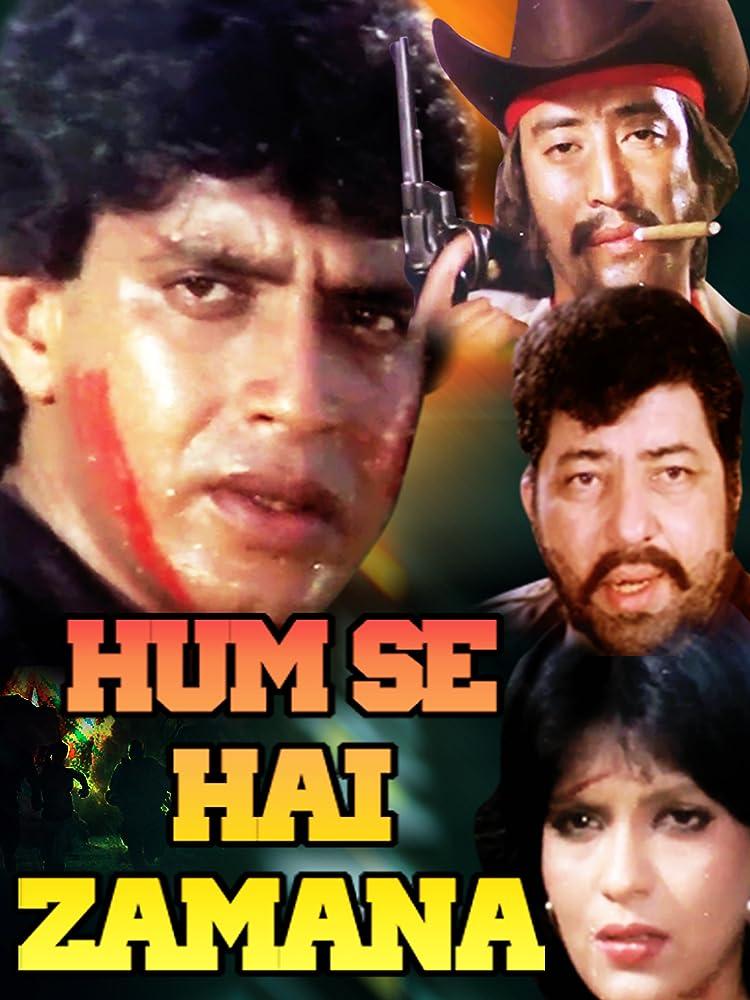 Hum Se Hai Zamana 1983 Hindi Movie WebRip 300mb 480p 1GB 720p 4GB 11GB 1080p