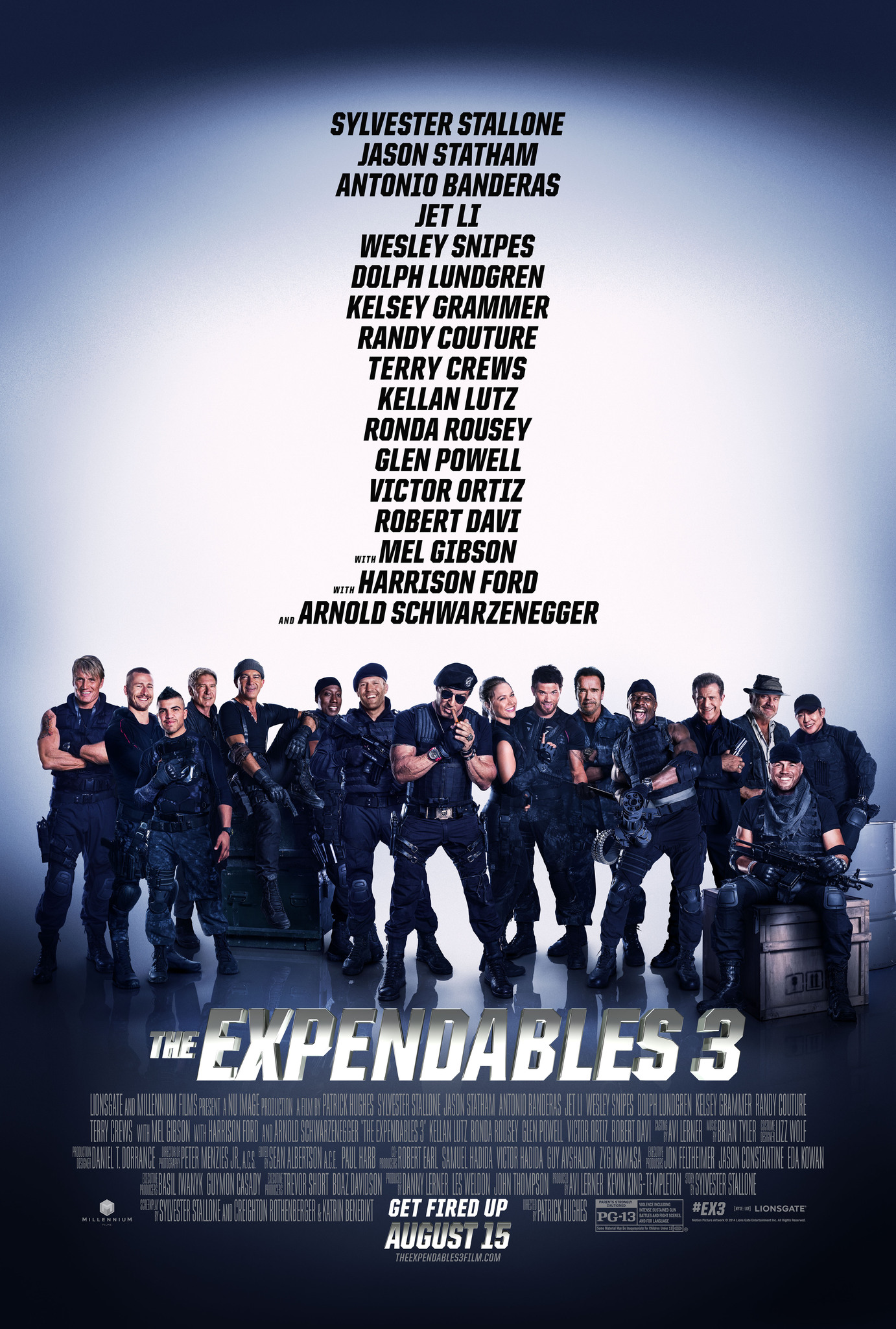 The Expendables 3 2014 Imdb