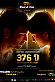 376 D (2020) Hindi HDRip x264 AAC Full Bollywood Movie