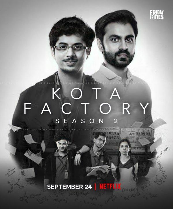 Kota Factory (TV Series 2012–2021) - IMDb