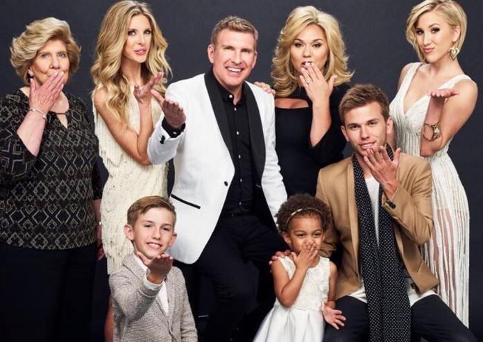 Faye Chrisley's Family