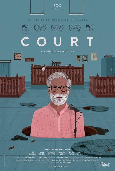 Court netflix