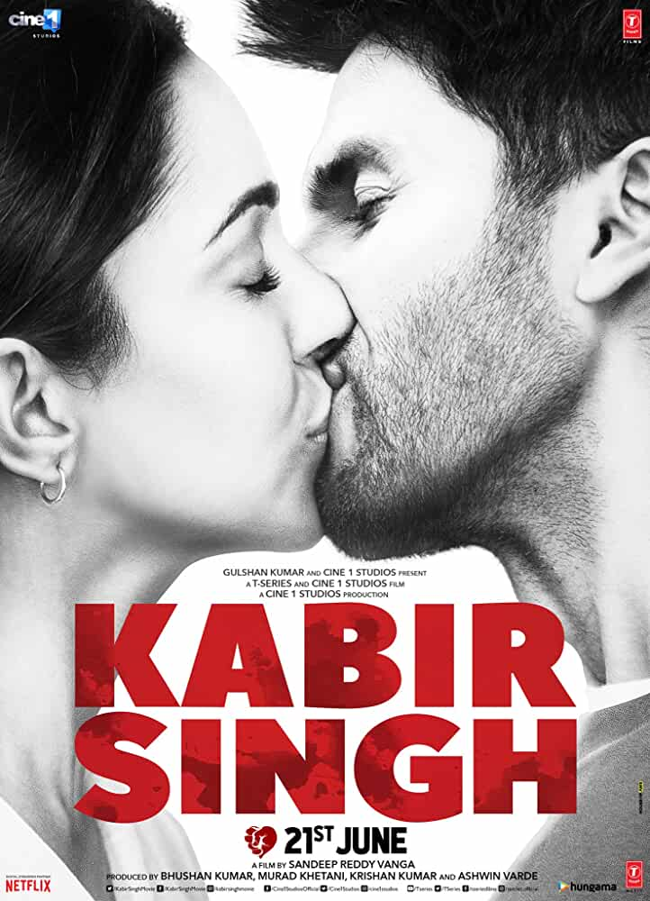 Kabir Singh (2019) [HINDI] WEB-DL 1080p | 720p | 480p