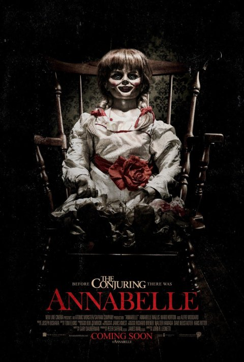 Download Annabelle (2014) Full Movie  In Hindi-English (Dual Audio) Bluray 480p [350MB] | 720p [1GB] | 1080p [2.5GB]