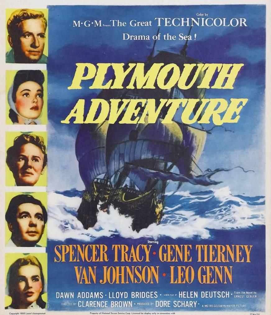 Plymouth Adventure 1952 Imdb