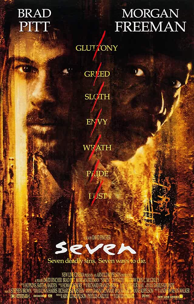 Se7en (1995) In Hindi 720p BluRay Watch Online Free Download HollyMovies4u.com