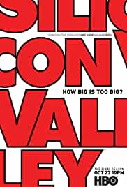 silicon valley web shows poster