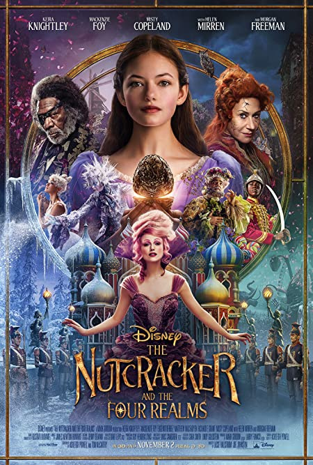 [PG] The Nutcracker and the Four Realms (2018) Dual Audio Blu-Ray - 480P | 720P - x264 - 350MB | 850MB - Download & Watch Online Movie Poster - mlsbd