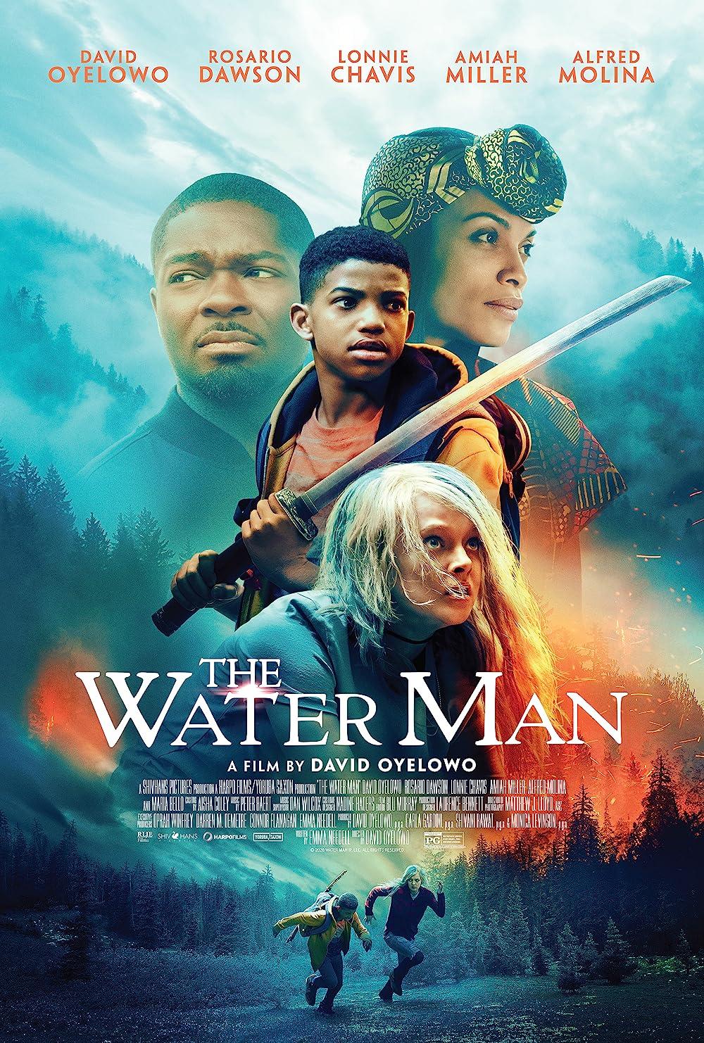 The Water Man 2021 Hindi Dubbed 720p HDRip 900MB Download