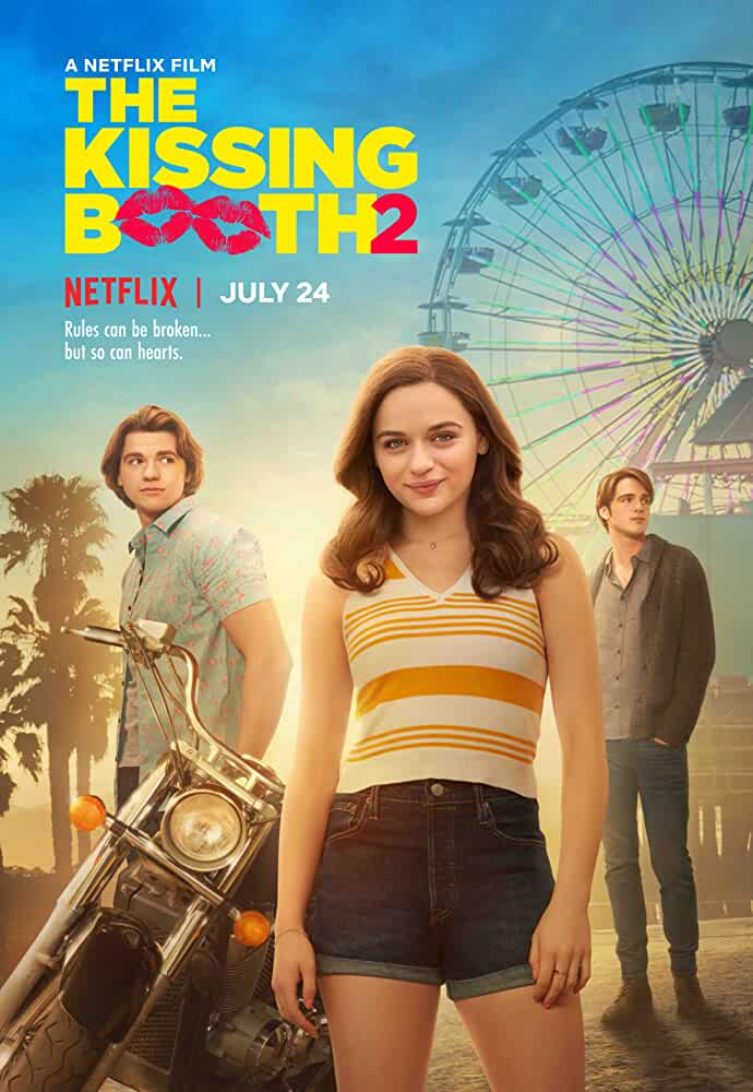 Download The Kissing Booth 2 (2020) Full Movie In (Dual Audio) 480p | 720p | 1080p