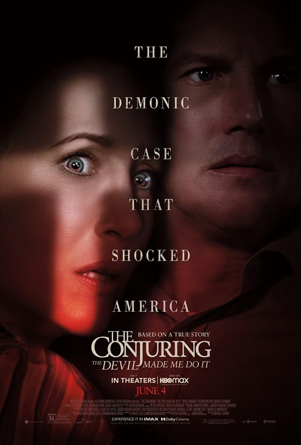 The Conjuring: The Devil Made Me Do It (2021) - IMDb