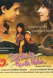 Dil Hai Ke Manta Nahin (1991) Hindi 720p HEVC HDRip x265 AAC ESubs Full Bollywood Movie [800MB]