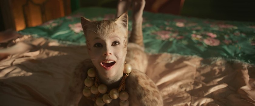 Francesca Hayward in Cats (2019)