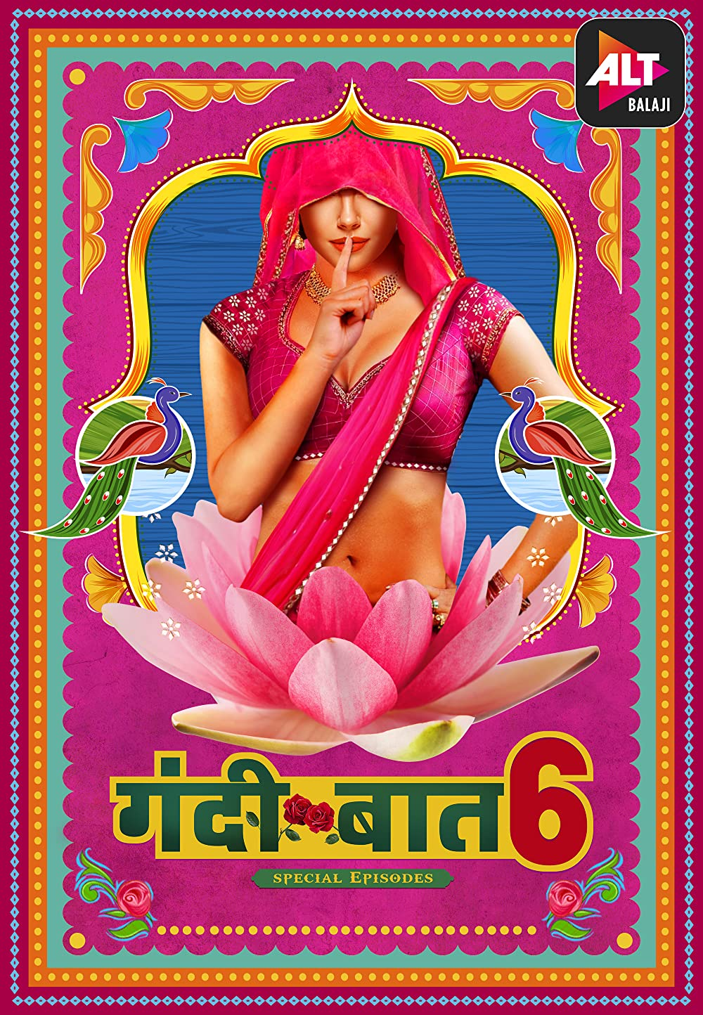 18+ Gandii Baat Season 6 2021 Ep (1-2) Hindi ALTBalaji Original Web Series 720p HDRip 800MB Download