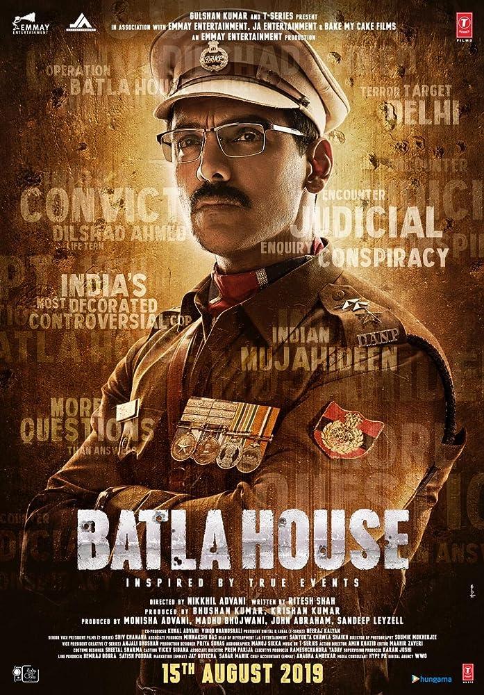 Batla House (2019) Hindi Movie Trailer, Cast, Release Date, Songs, Story, Wiki