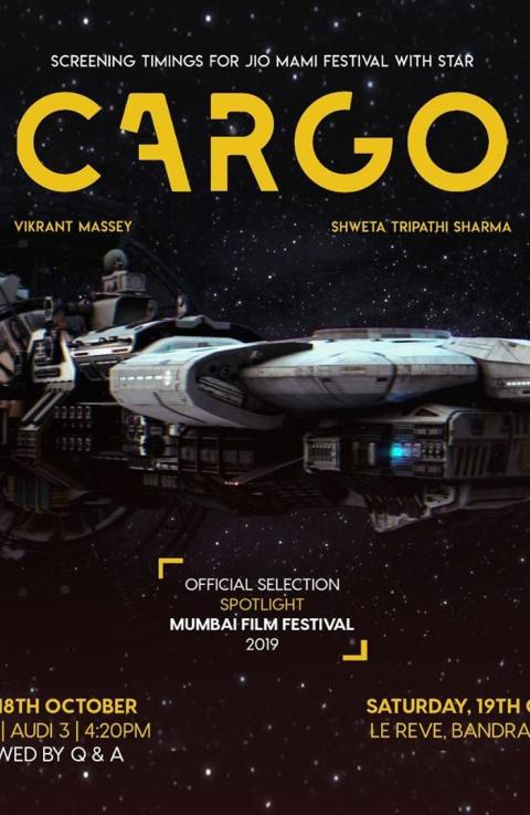 Cargo (2020) Hindi Full Netflix Movie 480p | 720p | 1080p