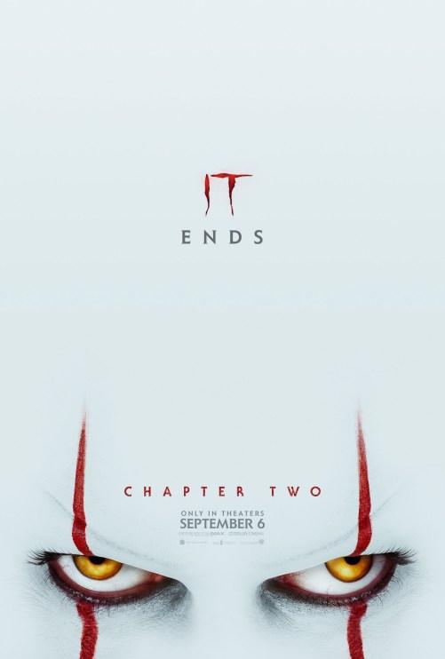 Resultado de imagen para it chapter 2 poster