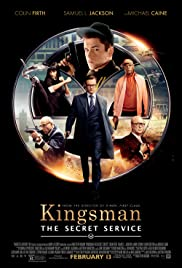 Kingsman: The Secret Service 2014 Movie BluRay Dual Audio Hindi Eng 400mb 480p 1.3GB 720p