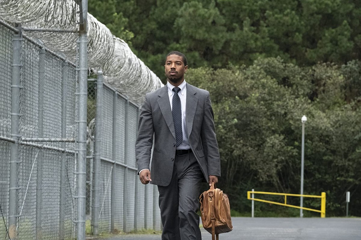 Michael B. Jordan em Tudo Pela Justiça