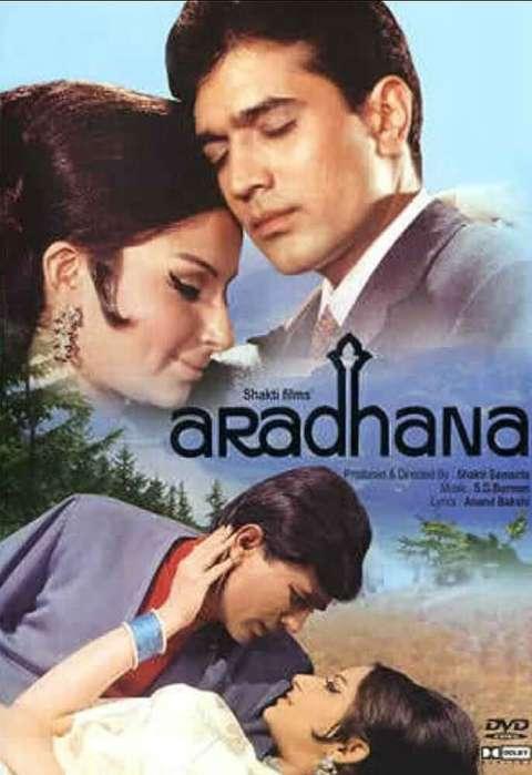 Download Aradhana (1969) Hindi Full Movie 480p [400MB] | 720p [1.3GB] | 1080p [4GB]